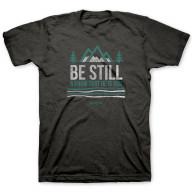 Pánske tričko - Uznajte, že ja som Boh (TP061)