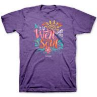 Dámske tričko - Vykúpená duša (TD075)