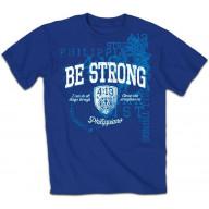 Pánske tričko - Byť silný (TP065)