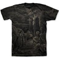Pánske tričko - Kalvária (TP068)
