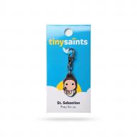 Svätý Šebastián - kľúčenka