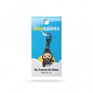 Svätý František Saleský - kľúčenka