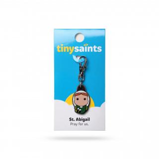 Svätá Abigail - kľúčenka