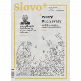 Kresťanské noviny - Slovo+ 10/2018