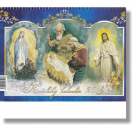 Katolícky kalendár 2019 (stolový) / VIA