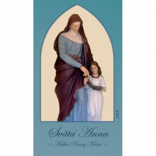 Svätá Anna - Matka Panny Márie