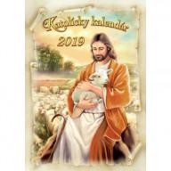 Katolícky kalendár 2019 (nástenný) / ZAEX