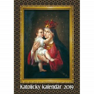 Katolícky kalendár 2019 (nástenný) / PG