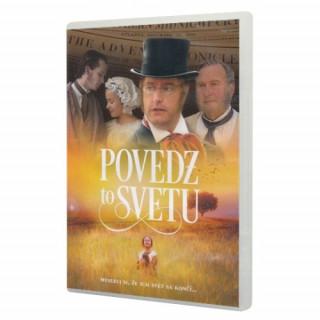 DVD - Povedz to svetu