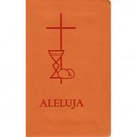 Aleluja - modlitebná kniha / oranžová