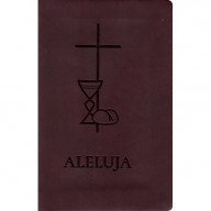Aleluja - modlitebná kniha / hnedá