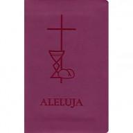 Aleluja - modlitebná kniha / cyklámenová