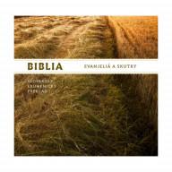 CD - Biblia - Nová Zmluva, Evanjeliá a skutky (mp3)