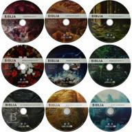9 CD - Audio Biblia s DT knihami (mp3)