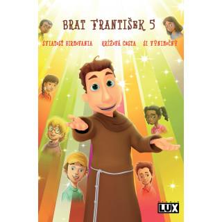 DVD - Brat František 5