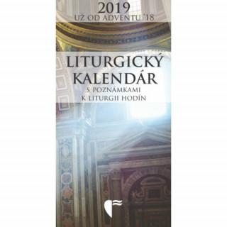Liturgický kalendár 2019