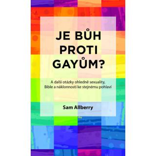 Je Bůh proti gayům?