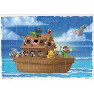 Puzzle 35 - Noe a zvieratká