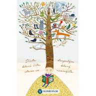 Magnetka - Dieťa, ktoré číta
