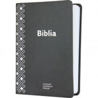 Biblia ekumenická s DT knihami 2018 - sivá, štandardný formát