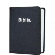 Biblia ekumenická s DT knihami 2018 - sivá, vreckový formát