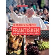 U stolu s papežem Františkem: Jeho recepty na jídlo i na život