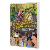 3DVD - Dobrodružstvá chrobáčikov