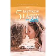 Päť jazykov lásky pre deti