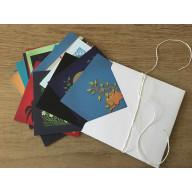 Jesseho kartičky – adventné ornamenty