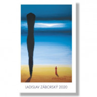 Kalendár 2020 (nástenný) Ladislav Záborský