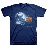 Tričko - Božia vlna (UT004)
