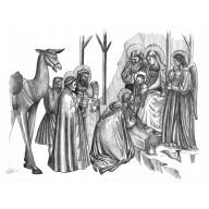 Vianočná pohľadnica - Prehovoril k nám v Synovi
