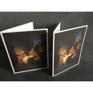 Vianočná pohľadnica - Pravé svetlo