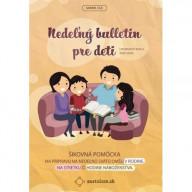 Nedeľný bulletin pre deti (Liturgický rok A)