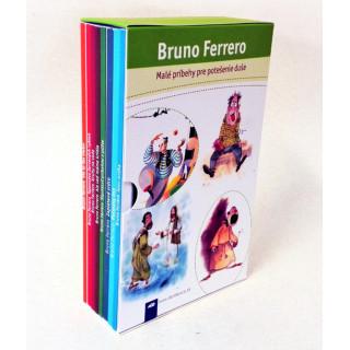 Balíček príbehov od Bruna Ferrera