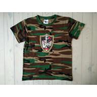 Detské tričko - Kráľovskí bojovníci