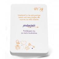 Karty pre manželov