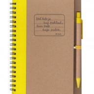 Zápisník s perom: Veď kde je tvoj poklad...