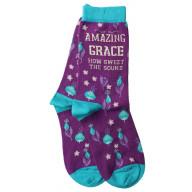 Ponožky - Úžasná milosť (SOX01)
