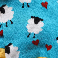 Ponožky - Ježiš, dobrý pastier (SOX05)
