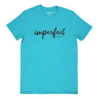 Dámske tričko - Nedokonalé (TD090)