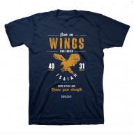Tričko - Na orlích krídlach (UT008)
