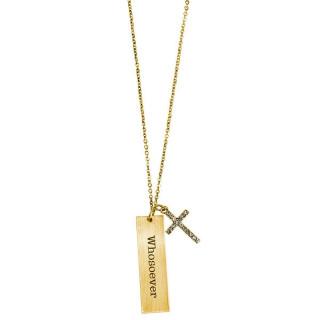 Ján 3,16 - kresťanský náhrdelník (NH142)