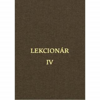 Lekcionár IV