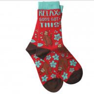 Ponožky - Pohoda (SOX07)