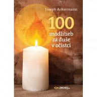 100 modlitieb za duše v očistci
