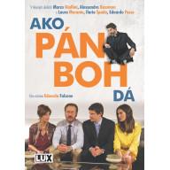 DVD - Ako Pán Boh dá