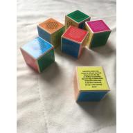 Modlitbová kocka pre deti
