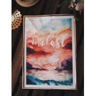 Tvoja milosť je nová každé ráno - Art print
