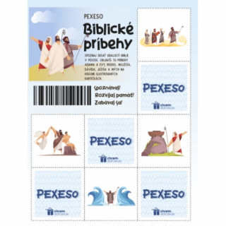 Pexeso - Biblické príbehy